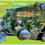 Sentiero su Cartografia